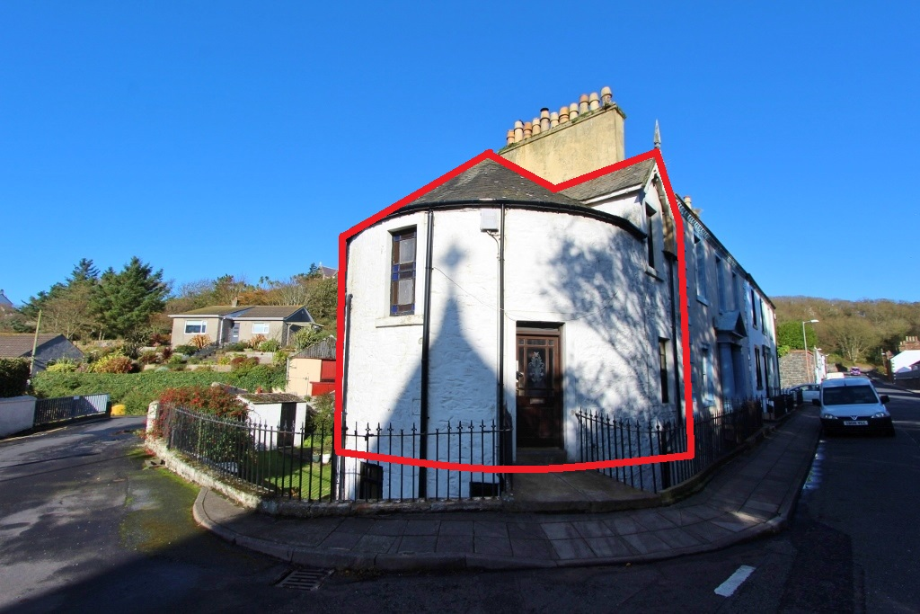 Photograph of Ivy Cottage, Main Street, Portpatrick