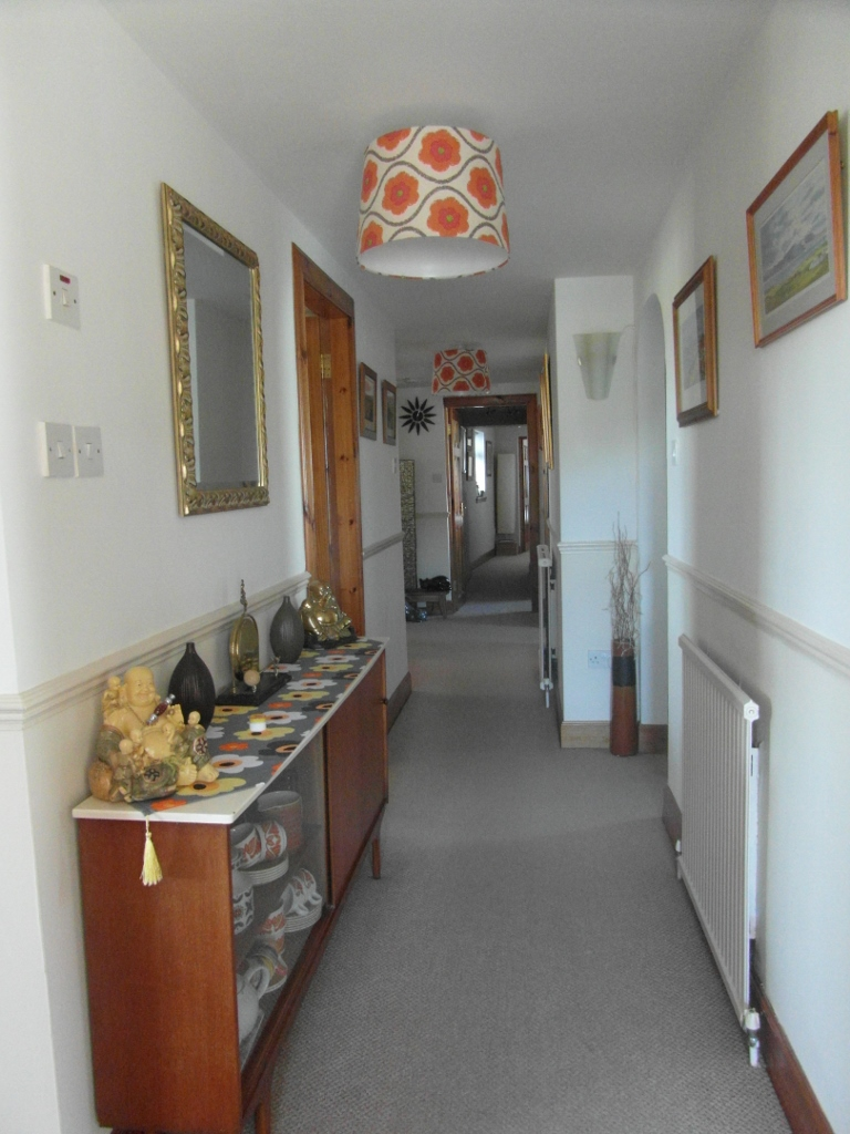 Photograph of Hallway