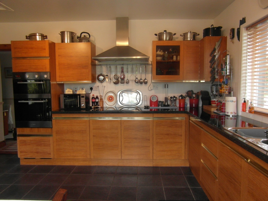 Photograph of Kitchen