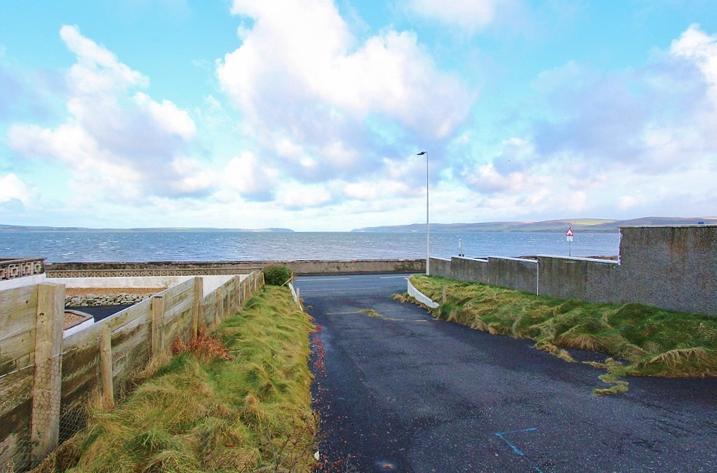 Photograph of Building Plot, Cairnryan Road, Stranraer