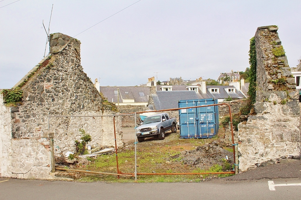 Photograph of Development Site Hill Street, Portpatrick