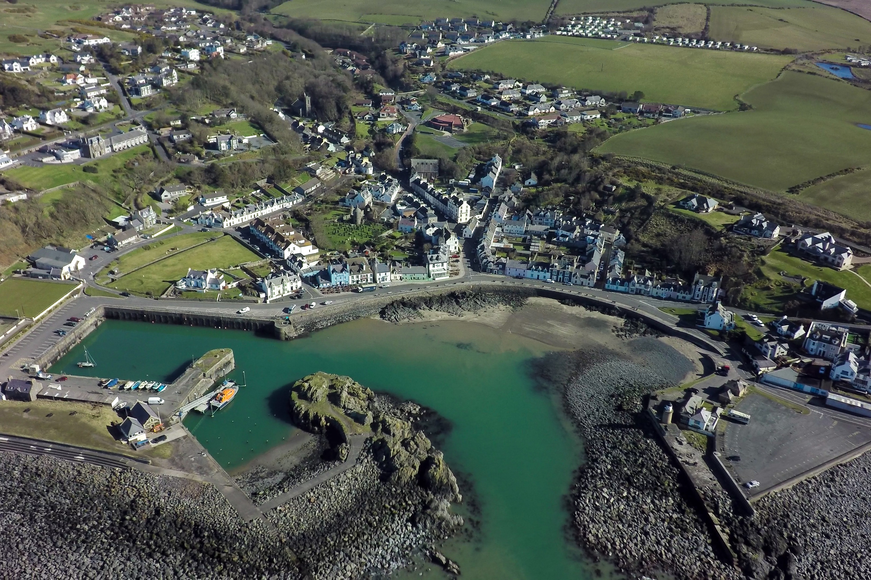 Photograph of Holiday Homes, Portpatrick