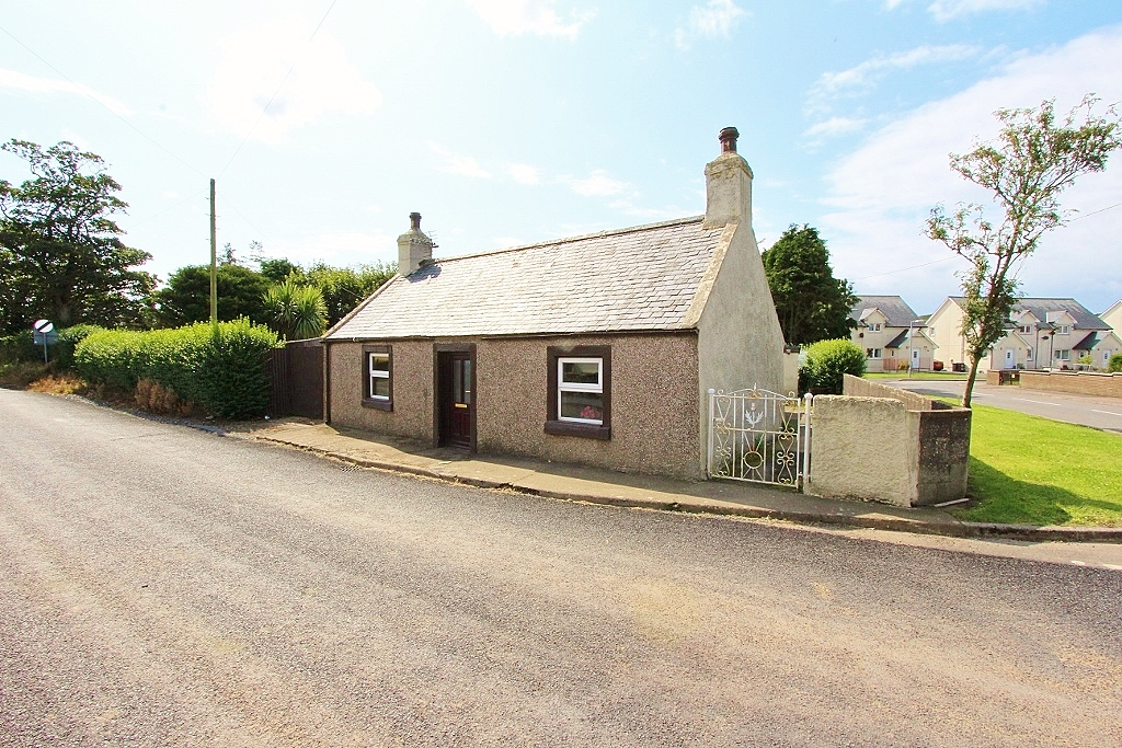 Photograph of 'Sunnyside Cottage', Stoneykirk
