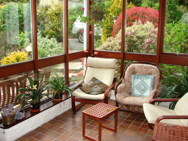 Photograph of Sun Room