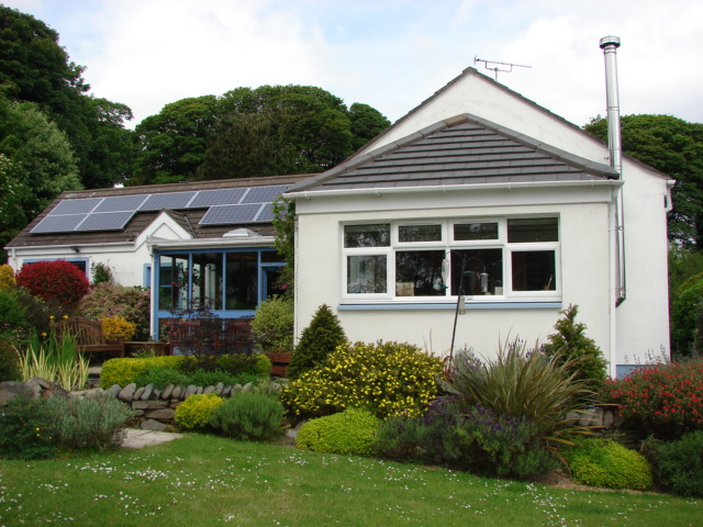 Photograph of 'Wood Cottage', Drummore